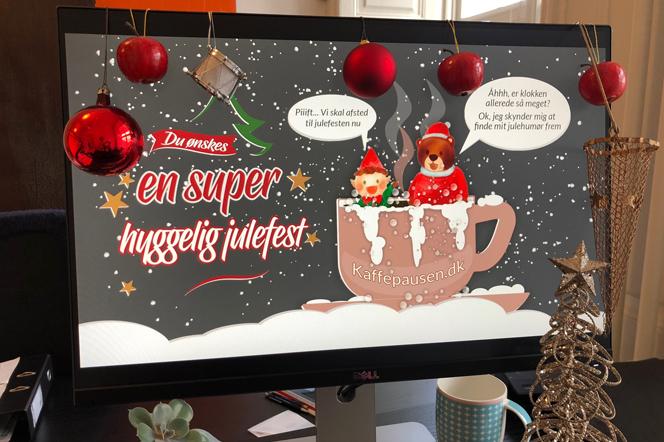 969398cd Sådan hjælper du dine kollegaer fra arbejdsgear til julestemning
